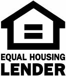 Equal Housing Lender logo graphic