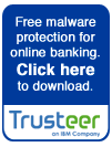 Free malware protection for online banking. Click here to download